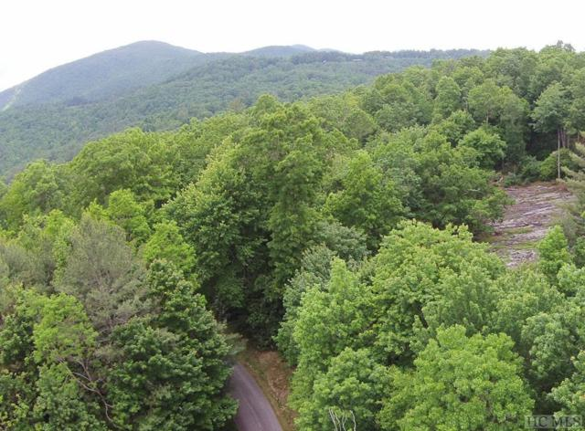 Lot 11 Hillside Path, Cullowhee, NC 28723 (MLS #88743) :: Berkshire Hathaway HomeServices Meadows Mountain Realty
