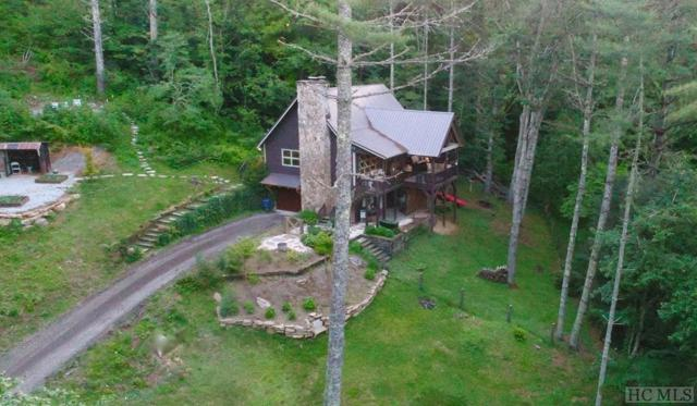340 Caribou Mountain Road, Cullowhee, NC 28723 (MLS #88750) :: Lake Toxaway Realty Co
