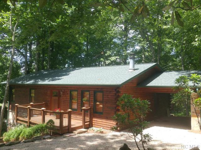 100 Wyanoak Road, Highlands, NC 29741 (MLS #88782) :: Berkshire Hathaway HomeServices Meadows Mountain Realty