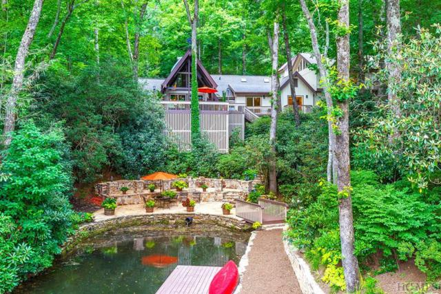 562 West Club Blvd, Lake Toxaway, NC 28747 (MLS #88794) :: Lake Toxaway Realty Co