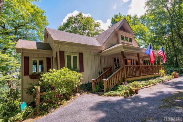 28 Ivy Rose Lane, Glenville, NC 28736 (MLS #88798) :: Lake Toxaway Realty Co