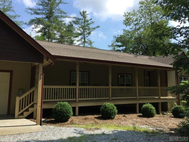 19 Whisper Lake Drive, Sapphire, NC 28774 (MLS #88810) :: Lake Toxaway Realty Co
