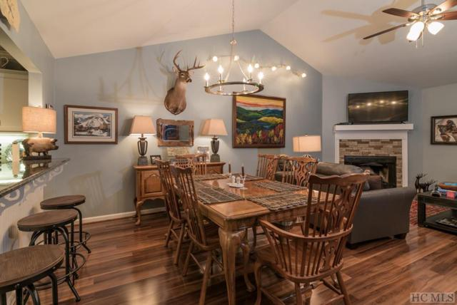 23 Dwarf Mountain Road #27, Sapphire, NC 28774 (MLS #88818) :: Berkshire Hathaway HomeServices Meadows Mountain Realty