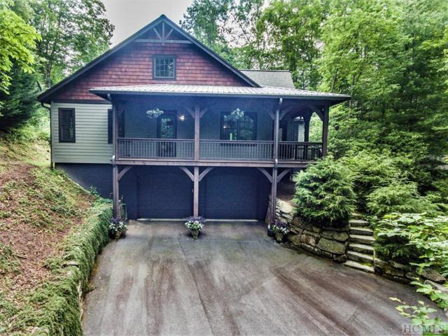 84 Chestnut Court, Sapphire, NC 28774 (MLS #88824) :: Berkshire Hathaway HomeServices Meadows Mountain Realty