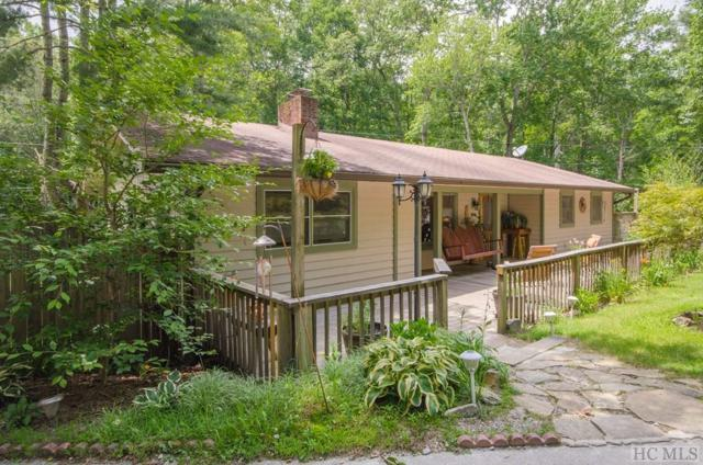 246 Edward Fowler Road, Cashiers, NC 28717 (MLS #88838) :: Lake Toxaway Realty Co