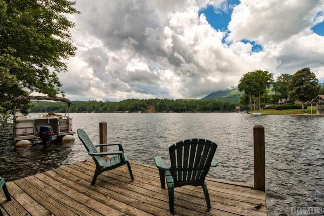 1133 Cold Mountain Road, Lake Toxaway, NC 28747 (MLS #88855) :: Lake Toxaway Realty Co