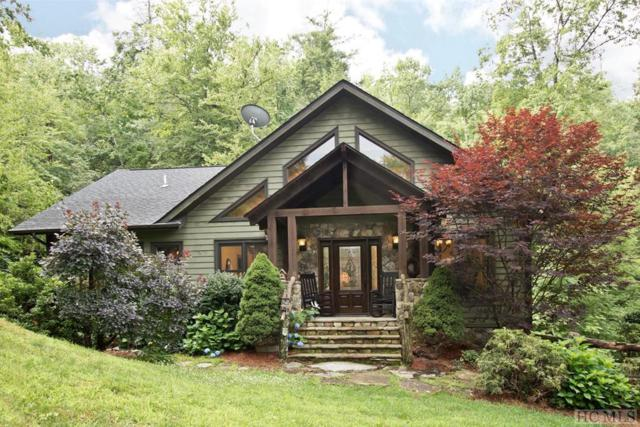 56 Whisper Winds Court, Sapphire, NC 28774 (MLS #88856) :: Berkshire Hathaway HomeServices Meadows Mountain Realty