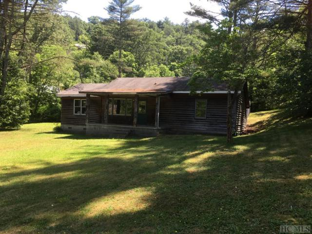 4704 Nc 107 N, Glenville, NC 28736 (MLS #88895) :: Berkshire Hathaway HomeServices Meadows Mountain Realty