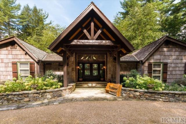 1331 Cherokee Trail, Sapphire, NC 28774 (MLS #88897) :: Berkshire Hathaway HomeServices Meadows Mountain Realty