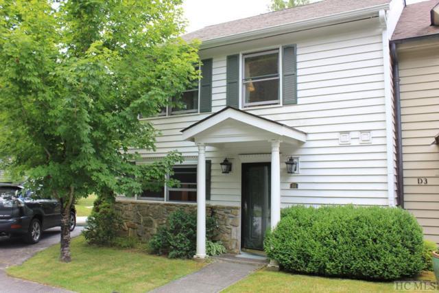 1345 Leonard Road D 4, Highlands, NC 28741 (MLS #88899) :: Lake Toxaway Realty Co