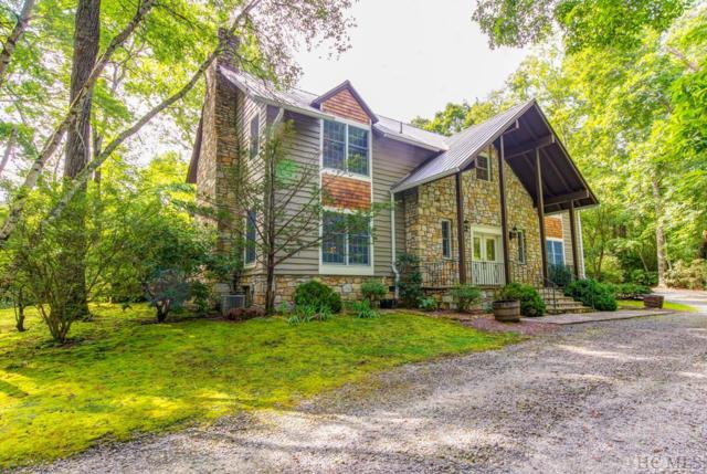 246 View Road, Cashiers, NC 28717 (MLS #88956) :: Lake Toxaway Realty Co
