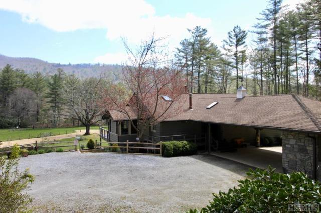 569 Bull Pen Road, Cashiers, NC 28717 (MLS #88958) :: Berkshire Hathaway HomeServices Meadows Mountain Realty