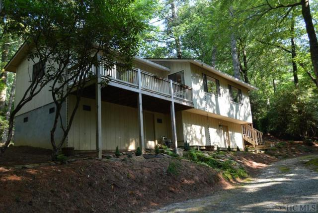 30 Meadowlark Lane, Sapphire, NC 28744 (MLS #88972) :: Berkshire Hathaway HomeServices Meadows Mountain Realty