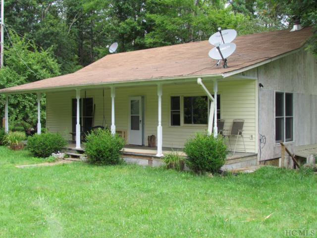 52 Reality Ridge Road, Glenville, NC 28736 (MLS #89002) :: Berkshire Hathaway HomeServices Meadows Mountain Realty