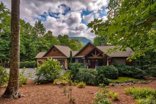 69 Hilltop Road, Sapphire, NC 28774 (MLS #89011) :: Lake Toxaway Realty Co