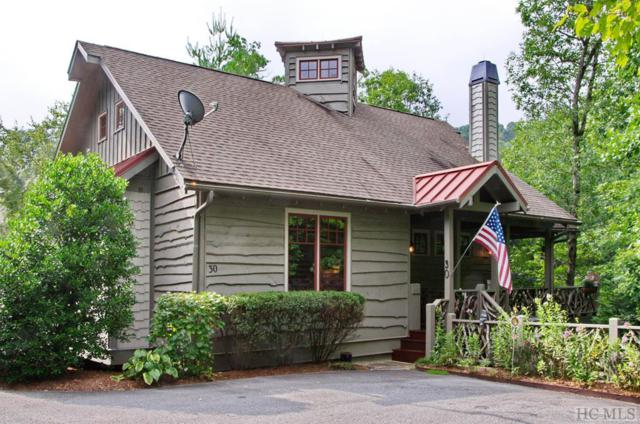 30 Woodhill Lane, Cashiers, NC 28717 (MLS #89012) :: Lake Toxaway Realty Co