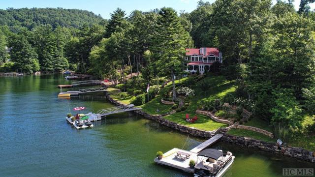 230 Admirals Point Drive, Glenville, NC 28736 (MLS #89058) :: Lake Toxaway Realty Co