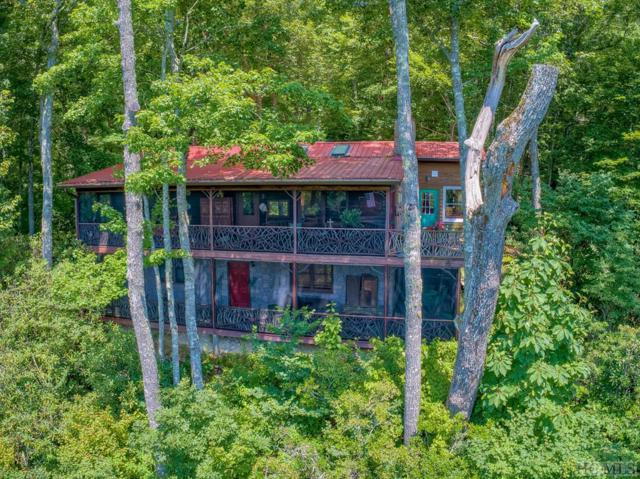 620 Dominion Road, Cashiers, NC 28717 (MLS #89059) :: Lake Toxaway Realty Co