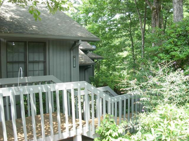 82 Racquet Club Villas Drive #82, Sapphire, NC 28774 (MLS #89072) :: Lake Toxaway Realty Co