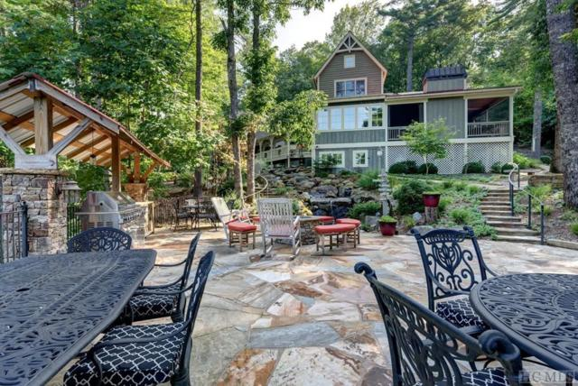 202 Gold Creek Road, Sapphire, NC 28774 (MLS #89095) :: Lake Toxaway Realty Co