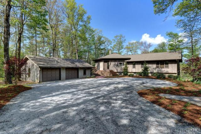 36 Southeast Ridge Road, Cashiers, NC 28717 (MLS #89100) :: Berkshire Hathaway HomeServices Meadows Mountain Realty