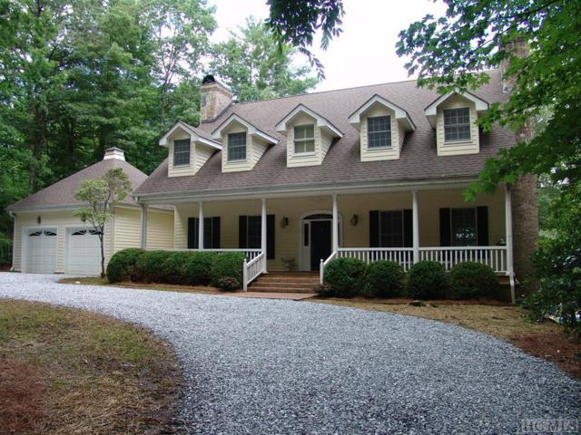 814 North East Shore Drive, Lake Toxaway, NC 28712 (MLS #89101) :: Lake Toxaway Realty Co