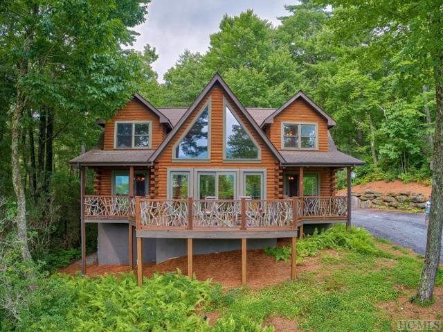 37 Pine Cone Court, Sapphire, NC 28774 (MLS #89102) :: Berkshire Hathaway HomeServices Meadows Mountain Realty