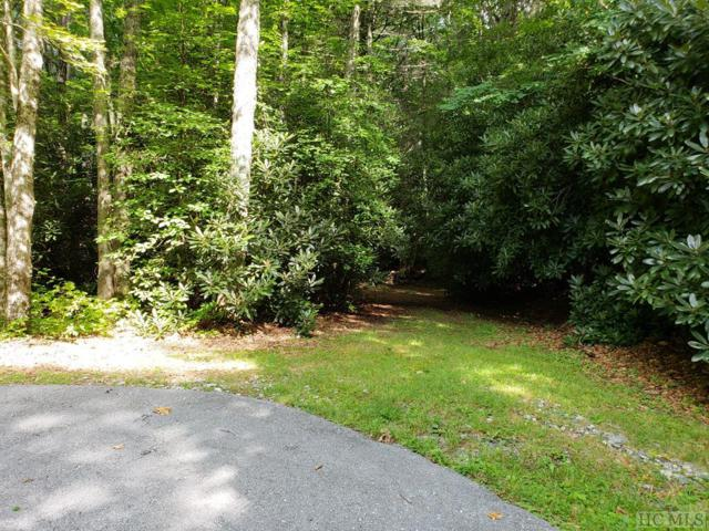Lot 18 Branchwater Trail, Glenville, NC 27836 (MLS #89108) :: Berkshire Hathaway HomeServices Meadows Mountain Realty