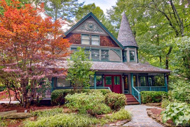 55 Chestnut Square, Cashiers, NC 28717 (MLS #89125) :: Landmark Realty Group