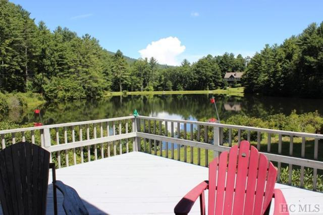 323 Fountainhead Drive, Cashiers, NC 28717 (MLS #89131) :: Lake Toxaway Realty Co