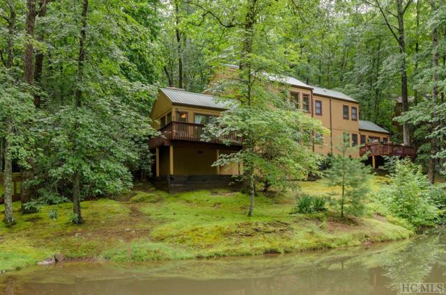 352 Wild Game Trail #30, Sapphire, NC 28774 (MLS #89142) :: Berkshire Hathaway HomeServices Meadows Mountain Realty