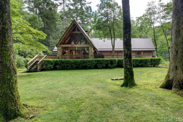 1577 West Club Blvd, Lake Toxaway, NC 28747 (MLS #89154) :: Lake Toxaway Realty Co