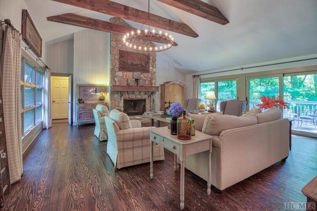 441 Round Hill Road, Sapphire, NC 28774 (MLS #89167) :: Lake Toxaway Realty Co
