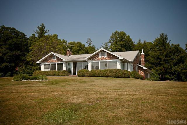 449 Owl Gap Road, Highlands, NC 28741 (MLS #89170) :: Lake Toxaway Realty Co