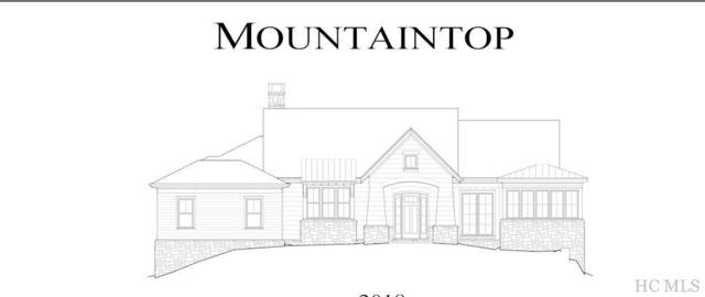 Lot E-6 High Mountain Drive, Cashiers, NC 28717 (MLS #89171) :: Lake Toxaway Realty Co