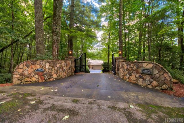 160 Rocky Creek Road, Sapphire, NC 28774 (MLS #89183) :: Berkshire Hathaway HomeServices Meadows Mountain Realty