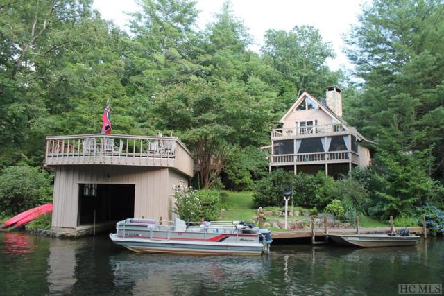 730 North East Shore Drive, Lake Toxaway, NC 28474 (MLS #89198) :: Lake Toxaway Realty Co