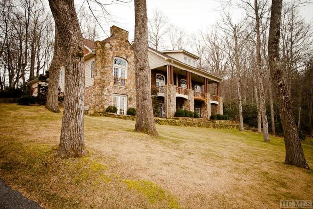178 Highlands Point Road, Highlands, NC 28741 (MLS #89202) :: Berkshire Hathaway HomeServices Meadows Mountain Realty