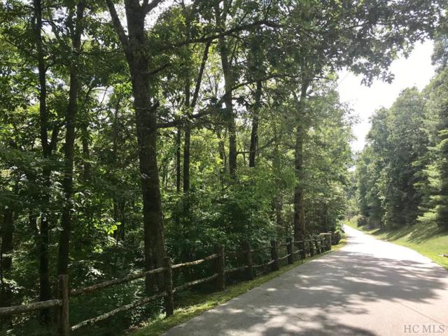 Lot 38 Spring Forest Road, Sapphire, NC 28774 (MLS #89225) :: Berkshire Hathaway HomeServices Meadows Mountain Realty