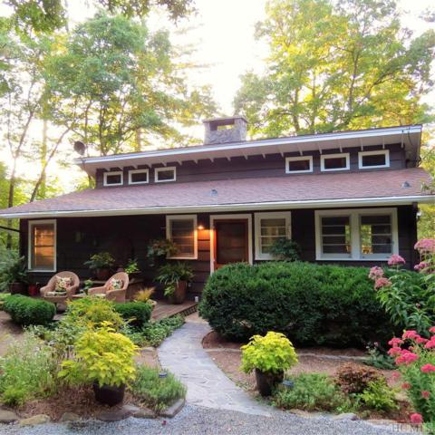 135 Sequoyah Ridge Road, Highlands, NC 28741 (MLS #89237) :: Berkshire Hathaway HomeServices Meadows Mountain Realty