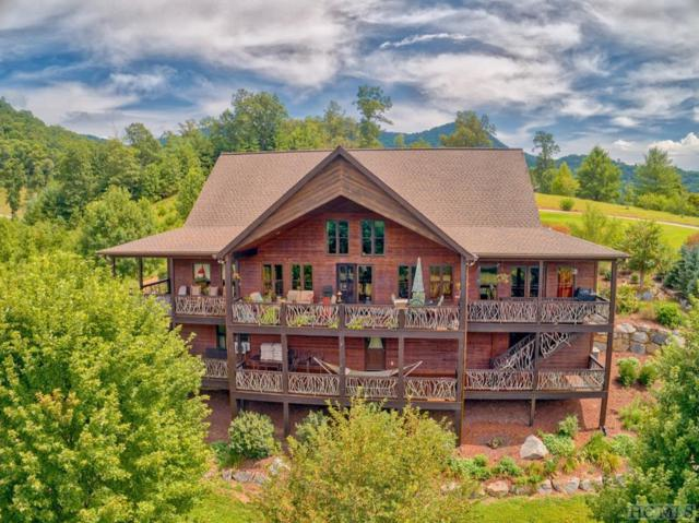 120 Sunset Mountain Trail, Franklin, NC 28734 (MLS #89245) :: Lake Toxaway Realty Co