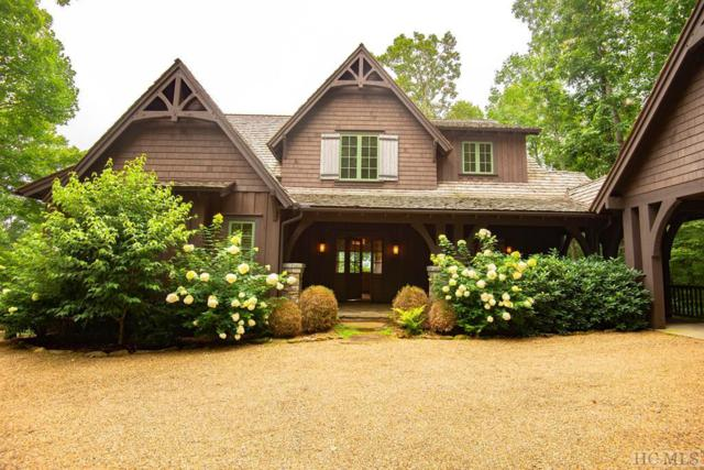 191 Sassafras Trail, Cashiers, NC 28717 (MLS #89293) :: Berkshire Hathaway HomeServices Meadows Mountain Realty
