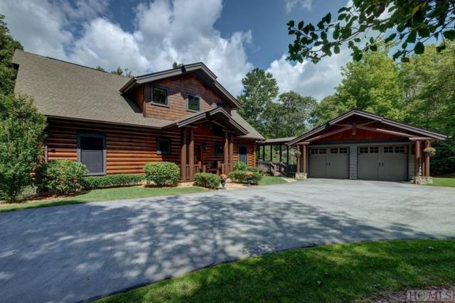 338 Divide Drive, Cashiers, NC 28717 (MLS #89317) :: Berkshire Hathaway HomeServices Meadows Mountain Realty
