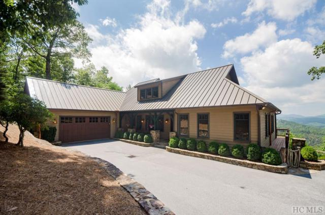 340 East Ridge Road, Cashiers, NC 28717 (MLS #89323) :: Berkshire Hathaway HomeServices Meadows Mountain Realty