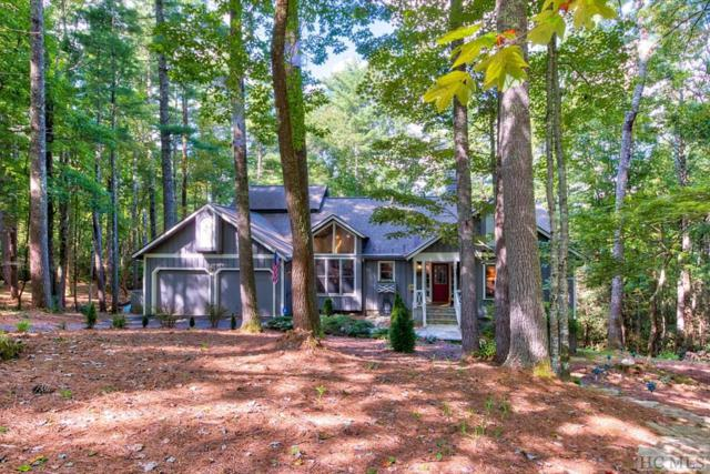 167 Rexwood Lane, Sapphire, NC 28774 (MLS #89324) :: Berkshire Hathaway HomeServices Meadows Mountain Realty