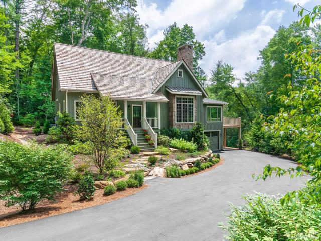 163 Arrowhead Cottage Road, Cashiers, NC 28717 (MLS #89342) :: Berkshire Hathaway HomeServices Meadows Mountain Realty