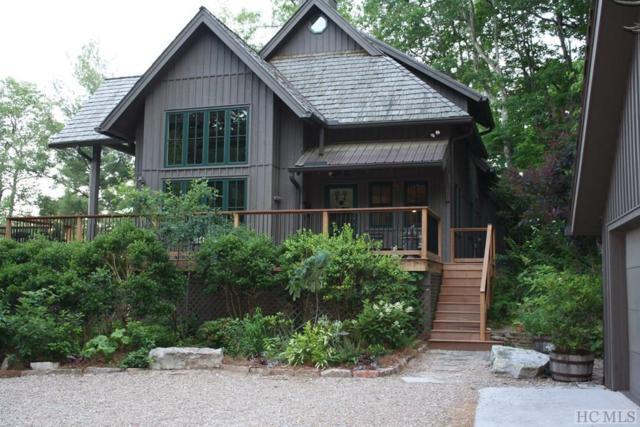 154 Big Woods Road, Glenville, NC 28736 (MLS #89345) :: Lake Toxaway Realty Co