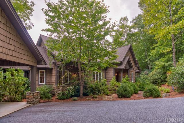 52 Rebels Rest Lane, Cashiers, NC 28717 (MLS #89364) :: Berkshire Hathaway HomeServices Meadows Mountain Realty