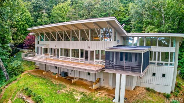 1834 Big Sheepcliff Road, Cashiers, NC 28717 (MLS #89366) :: Lake Toxaway Realty Co