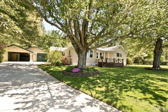 344 Talley Road, Brevard, NC 28766 (MLS #89385) :: Lake Toxaway Realty Co